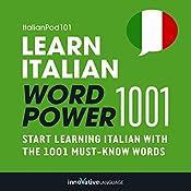 Learn Italian - Word Power 1001: Beginner Italian #8 |  Innovative Language Learning