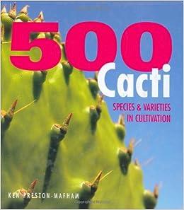 500 Cacti: Species And Varieties In Cultivation Downloads Torrent