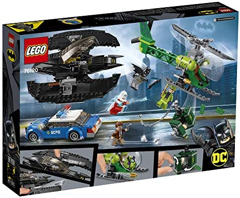 LEGO® DC Batman™ Figur Commissioner Gorden mit Pistole 76120 BRANDNEU