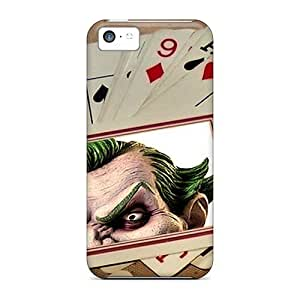 Anti-scratch And Shatterproof Last Card Phone Case For Iphone 5c/ High Quality Tpu Case