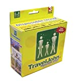 SPECIAL PACK OF 3-Travel John Disp Urinary Pouch Bx/3