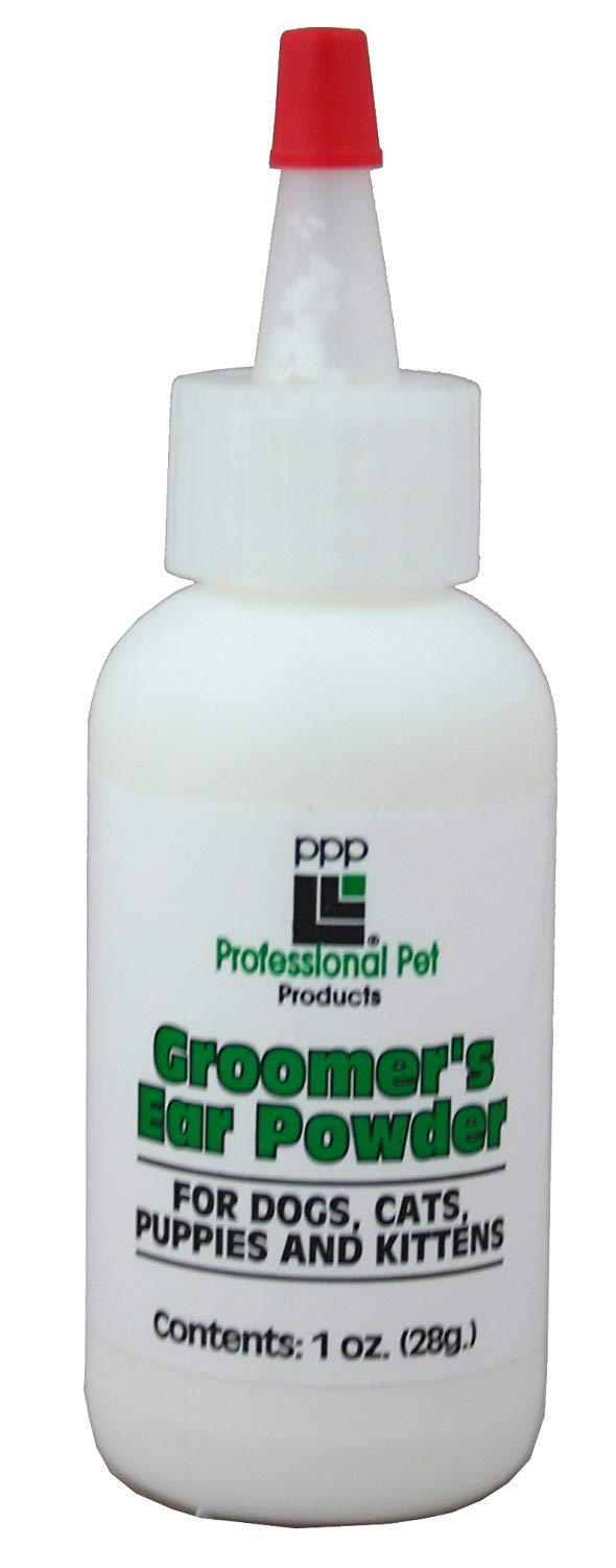 Professional Pet Products Groomer`s Ear Powder 28 Gm (2 Pack (28 g)) by Professional Pet Products