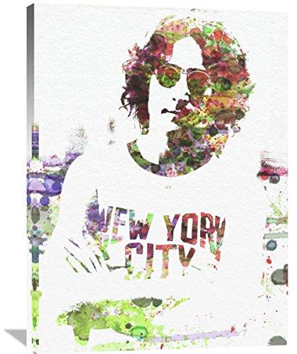 "Naxart Studio ""John Lennon"" Giclee on canvas, 30"" by 1.5"" by 40"" from Naxart Studio"