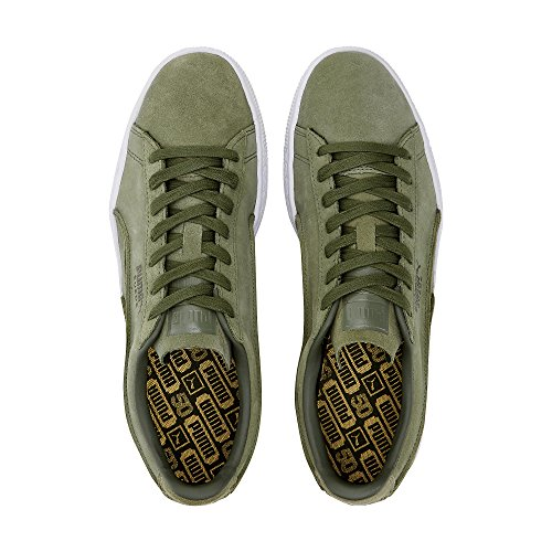 Exposed Classic Suede Seams Puma Sneaker zTHqx8a