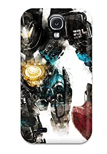 New Gipsy Tpu Case Cover, Anti-scratch Phone Case For Galaxy S4