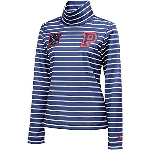 プーマ PUMA 長袖シャツ?ポロシャツ 長袖ハイネックシャツ 923639 レディス
