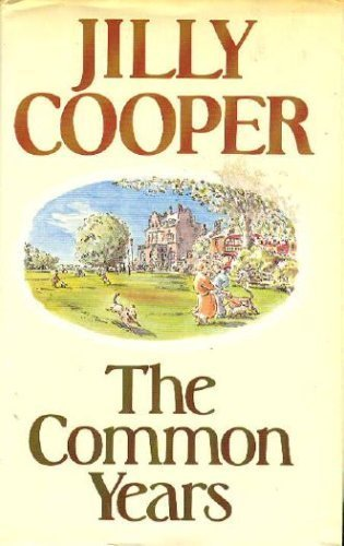 book cover of The Common Years