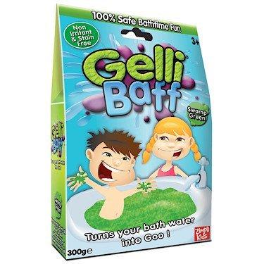 Gelli Baff Bath Powder with Dissolver, Green 300 g ZIMPLI KIDS LIMITED 5002
