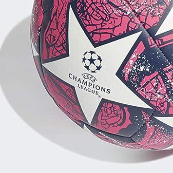 adidas Mens Fin Ist Clb Soccer Ball