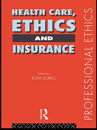 Download Health Care, Ethics and Insurance (Professional Ethics) Pdf