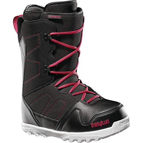 thirtytwo Exit '18 Snowboard Boots, Black/Red/White, 10.5