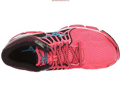 Mizuno donna Wave Horizon running scarpe (rosa/blu)