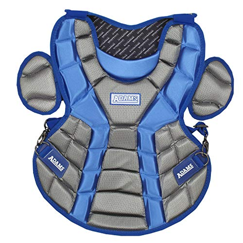 Adams ACP-13 Youth Chest Protector with Detachable Tail (13-Inch, ()