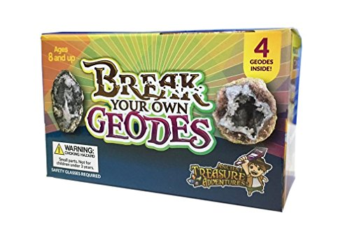 Break Your Own Geodes