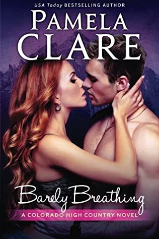 book cover of Barely Breathing
