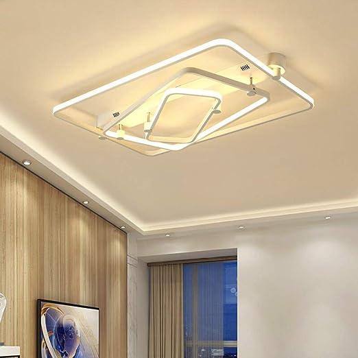 WSYYWD Nueva sala de estar, iluminación interior, luces de ...