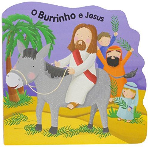 O Burrinho e Jesus - Coleção Toque e Sinta Bíblico