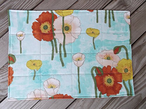 Quilted Poppy - 7
