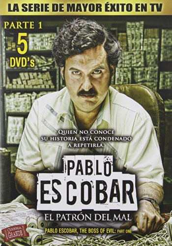 Pablo Escobar: El Patron Del Mal - Part 1 by Distrimax