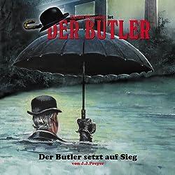 Der Butler setzt auf Sieg (Der Butler 1)