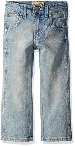 Wrangler Big Boys' 20X Vintage Boot Cut Jean, Houston, 8 (Wrangler Boys Jeans)