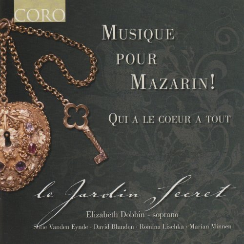 Musique pour mazarin le jardin secret mp3 for Jardin mazarin
