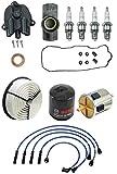 Filters Plugs Gaskets Cap Wire Set Tune Up Kit Isuzu Pickup 1992-1995 2.6L