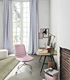 ELLE Décor Adelaide Task Chair, French Pink Review