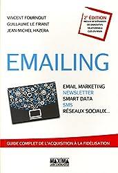 Emailing - Email marketing, Newsletter, Smart data Sms, Réseaux sociaux...