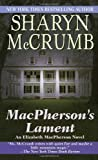 Front cover for the book MacPherson's Lament by Sharyn McCrumb