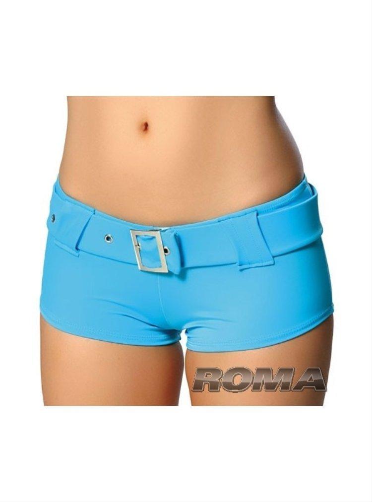 Shiny Lycra Booty Shorts