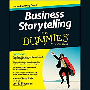 Business Storytelling for Dummies Hörbuch