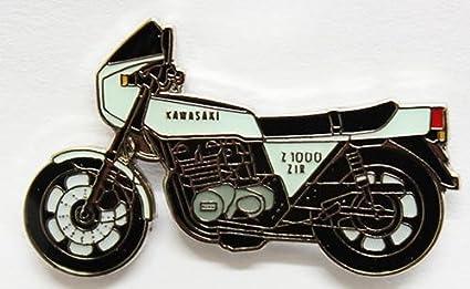 : Pin Badge Collection Kawasaki Z1 Z1000 R pour