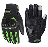 Best Fashion Shop Climbing Gloves - Fashion Protective Motorbike Riding Glove Touch Screen Review
