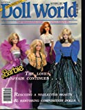 img - for National Doll World October 1987 Special Barbie Issue! (The Magazine for Doll Lovers, Volume 11, Issue No. 5) book / textbook / text book