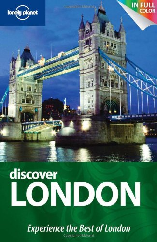 Discover London Travel Guide (Lonely Planet)