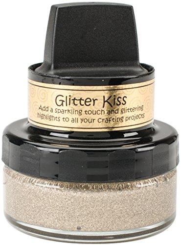 Cosmic Shimmer Glitter Kiss - Golden (Golden Kiss)
