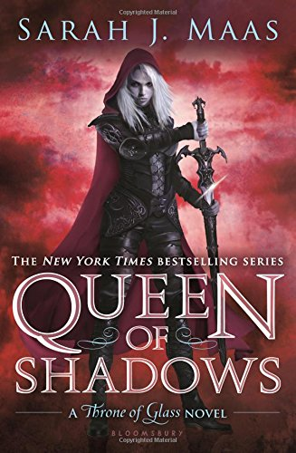 Queen of Shadows (Signed edtn): A Throne of Glass Novel, - Signed Book