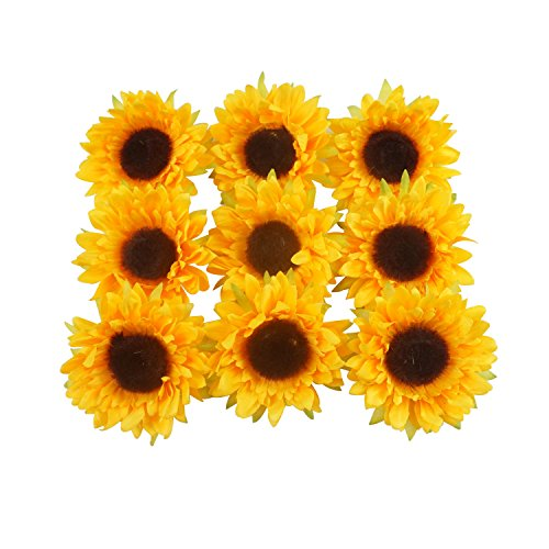 Silk Sunflowers - 1