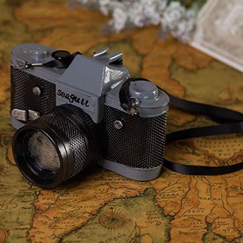 MEIDI Home Retro Vintage nostálgico Antiguo cámara réflex Modelo ...