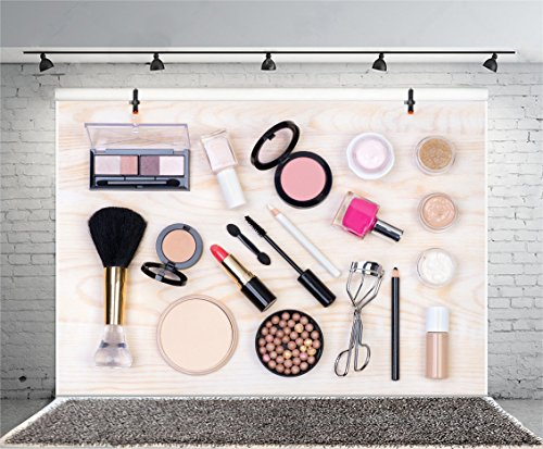 Leyiyi 6x4ft Photography Backdrop Make up Vlogger Backdrop H