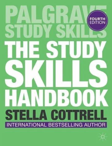 The Study Skills Handbook. Palgrave Macmillan. 2013.