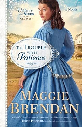 book cover of The Trouble with Patience