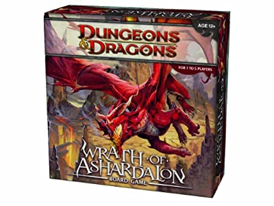 Dungeons and Dragons: Wrath of Ashardalon from Wizards of the Coast