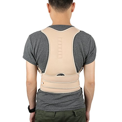 EagleUS Adjustable Posture Correction Support