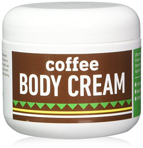 Coffee Body Lotion For Cellulite Slimming Firming Skin Tight