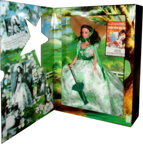 - Barbie as Scarlett O'Hara Gone With The Wind at Wilke's Barbeque