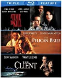 Time to Kill / Pelican Brief / The Client [Blu-ray] [Import]