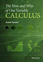 The How and Why of One Variable Calculus Cover