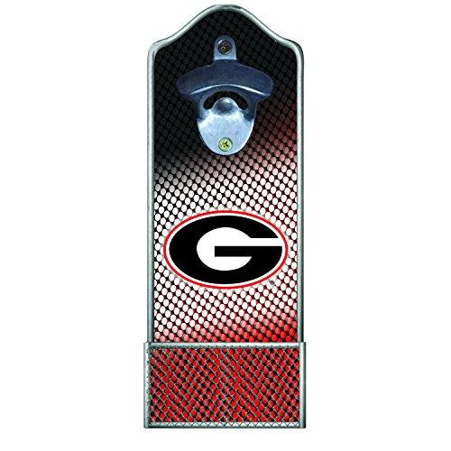 - Team Sports America University of Georgia Light-Up Magnetic Bottle Opener